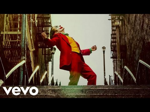 Joker Music Video | Rock & Roll Part 2 - Gary Glitter