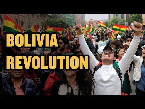#50 How Bolivia Overthrew Evo Morales—Was it a Coup?  | Jhanisse Vaca-Daza