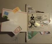 Mail Art ricevuta