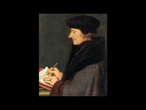 Érasme, le prince des humanistes - Une émission Codex - Storiavoce
