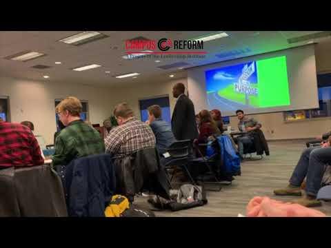 GVSU Student Senate Votes Against Pledge of Allegiance During Veteran's Day Week