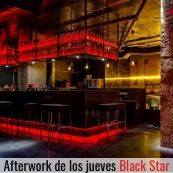 AFTERWORK JUNIOR CON PICOTEO (HASTA 50)