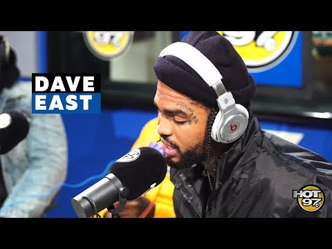 DAVE EAST | FUNK FLEX | #Freestyle136