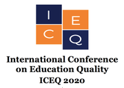 International Conference on Education Quality ICEQ 2020