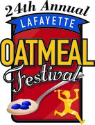 24th Annual Lafayette Oatmeal Festival and 5k Run!