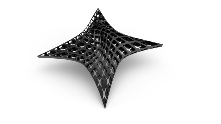 Star-3D tessellations by Anastasios Balampanidis