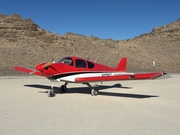 CH 640 on dry lake bed