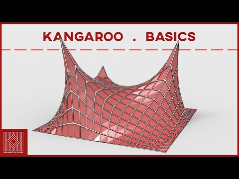 Kangaroo  - Grasshopper Tutorial