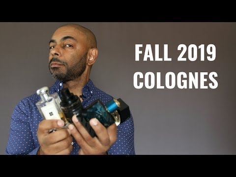 For Men: 10 Best Fall 2019 Colognes