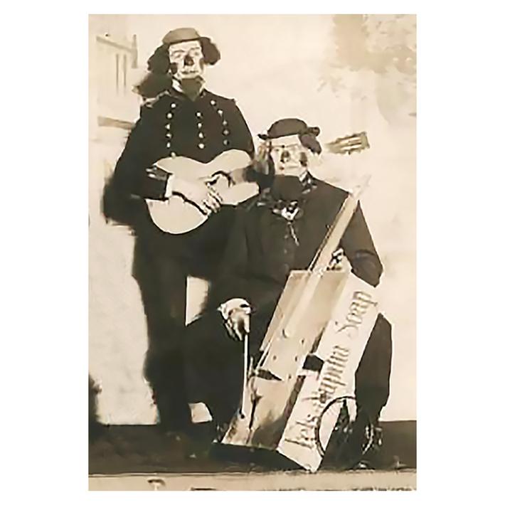 - Early 1900's Homemade Soap Box Bass -