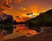 6 Sunset