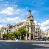 FIN DE AÑO EN MADRID. DEL 29 O 30 DICIEMBRE AL 1 ENERO