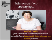 Laparoscopic Hysterectomy Surgery In India Helping Women To Cure Uterus Issues