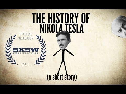 The History of Nikola Tesla - a Short Story