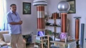 Nikola Tesla Club Laboratory Serbia - June 2009 part #3
