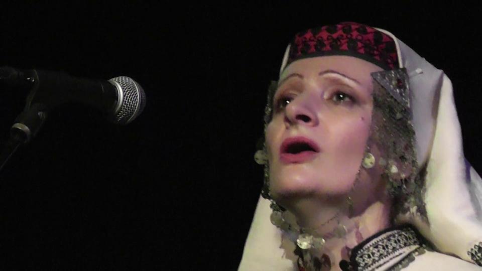 Svetlana Spajic sings an ode to Nikola Tesla