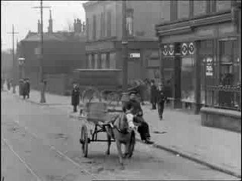 Electric Tram Rides from Forster Square, Bradford (1902)
