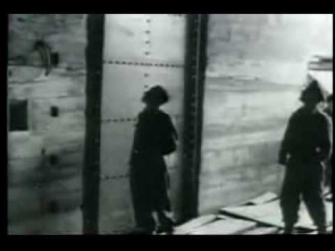 Restricted Films of WWII: German particle beam weapon facility - Tesla Death Ray