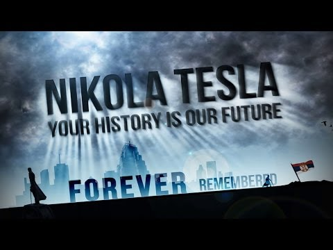 Nikola Tesla - Memories Of Tomorrow - (Eng)