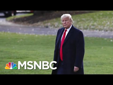 Majority believe Donald Trump's actions with Ukrainian President were wrong 70 percent MSNBC
