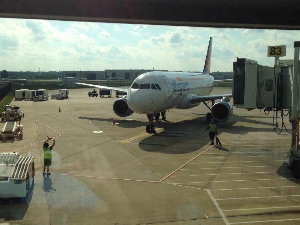 IND Airport Spotter-Zackary Hall
