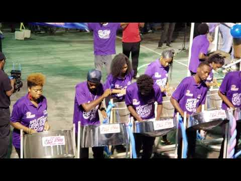 2020 Single Pan Semis (San Juan All Stars)