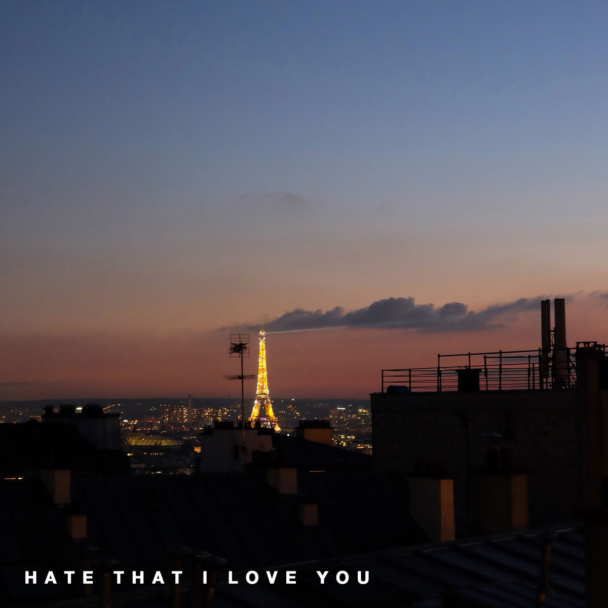 """""""Hate That I Love You"""", New West"""