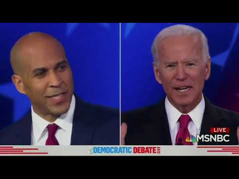 Debate gaffe by Joe Biden should terrify the Democratic Establishment