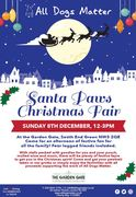 Santa Paws Christmas Fair - All Dogs Matter