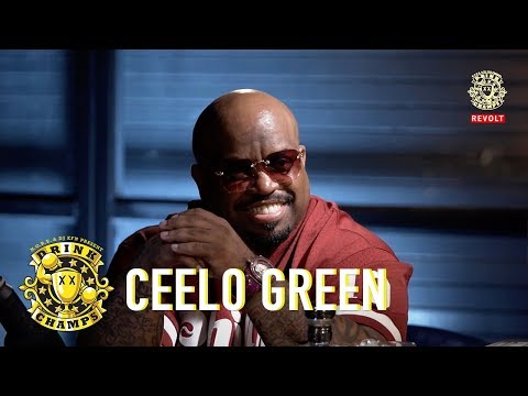 CeeLo Green Talks Dungeon Family, Diddy & Outkast, Nipsey Hussle + More | Drink Champs