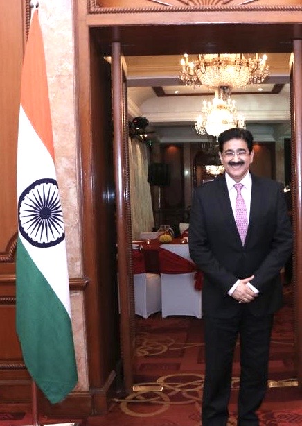 Chief Scout For India Sandeep Marwah Spoke To The Nation on Children's Day