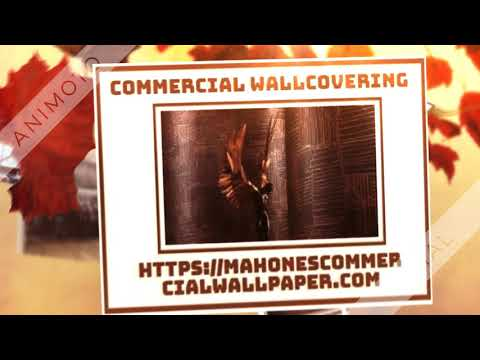 Commercial Wallcovering