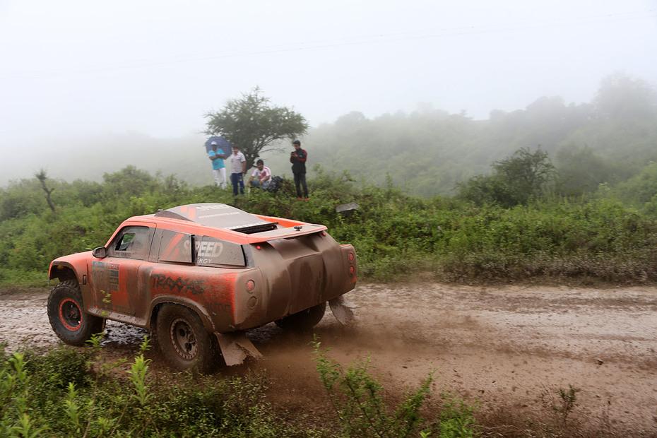 2016 Dakar Sheldon Creed Stage 3