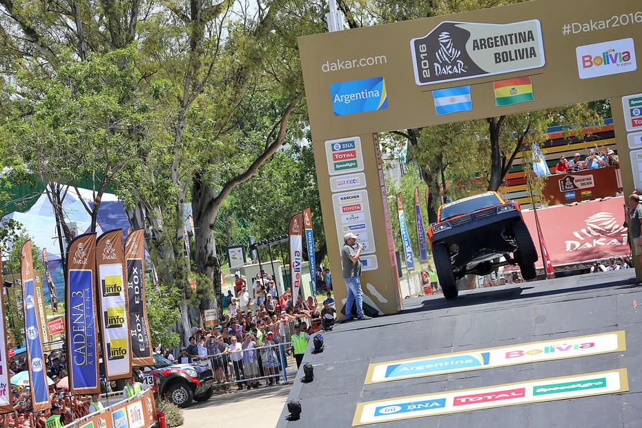 2016 Dakar Rally Opening Ceremonies