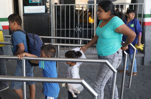 DHS Ends 'Catch And Release' Immigration Policy