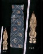 Celtic Flame Cedar Wood Athame For Sale