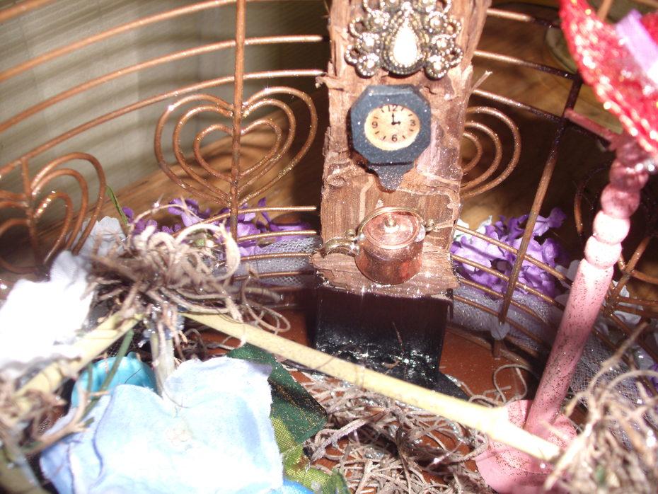 A Fairy Fireplace