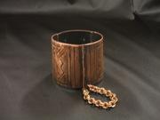 Copper cuff- closed