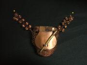 Wire woven Copper bag