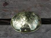 Celtic Boar Hair Tie