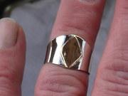 Mirkwood Diamond ring