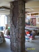 First carving pillar after (34)