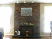 First fireplace
