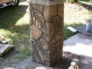 concrete stone decoration