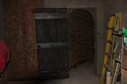 Storm shelter door