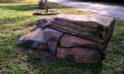 practice landscape rocks