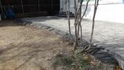 Concrete stone  curb dallas  fort worth