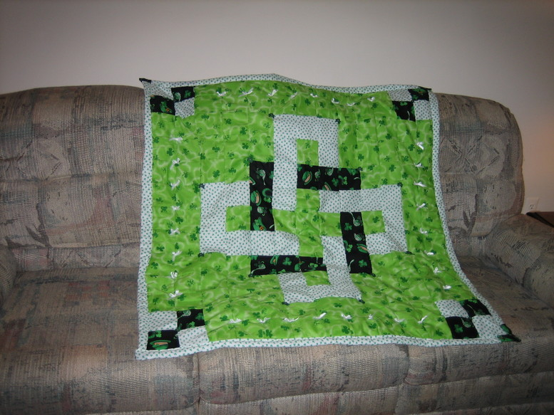 Luck O The Irish Quilt