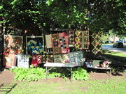 Little Sisters Outdoor Quilt Show
