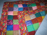 Puppy Quilt Reversible